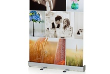 Pull Up Roller Banners | Bannerstands / Pull Up Roller Banners are the perfect printed portable display solution. Lightweight, compact and very easy to set up; roll up bannerstands are a low cost but effective marketing tool.