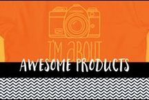 Awesome Products / Cool and geeky gadgets and merchandise
