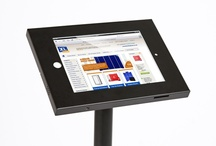 iPad Floor Stand / iPad Floor stands allow your customers and visitors to interact with your brand and business at exhibitions, trade show and marketing events. Perfect for reception areas, retail applications, museums, product launches and showroom displays. Secure and lockable whilst allowing customers and visitors to interact at your premises or exhibition.