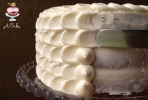 {Recipes} Cakes / Beautiful ideas for cake decorating!