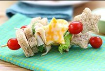 {Recipes} Food for kids / A collection of fun food recipes and ideas for kids!