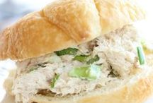 {Recipes} Sandwiches and Wraps / Sandwich, wrap and panini recipes for lunch or dinner!