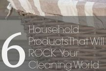 {Home} Cleaning tips / by Kimber - The Pinning Mama