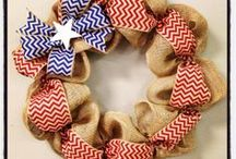 {Ideas} 4th of July / Ideas for 4th of July decor, food, parties and more!