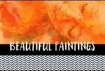 Beautiful paintings / Beautiful art and paintings