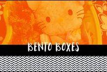 Bento Boxes / Design and Food! Inspirational Bento boxes