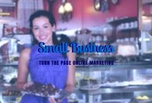 Small Business / by Turn The Page Online Marketing
