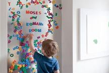 {Home} Kids Rooms / Creative ideas to create stunning kid's rooms. / by Kimber - The Pinning Mama