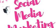 Social Media Marketing / Social Media Marketing Strategies Board all about strategies you can learn and implement by very educational #infographics that are included in this board.