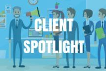 Client Spotlight / Check out our awesome #clients and they great work that they do. #hardwork #professionals #awesome
