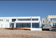 Pfeiffer Design nearing completion of a rebuild of an iconic Brighton house on Western Esplanade.