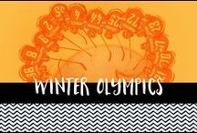 Winter Olympic Photography / Photography from the winter olympics