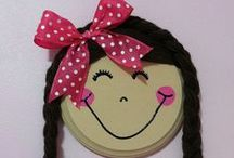 Hair Accessories & Holders / by Mrs G