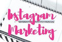 Instagram Marketing Strategy / Instagram Marketing Strategy Board all about strategies you can learn and implement by very educational #infographics that are included in this board.