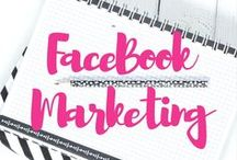 Facebook Marketing Strategies / Facebook Marketing Strategies Board all about strategies you can learn and implement by very educational #infographics that are included in this board.