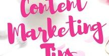 Content Marketing / Content Marketing Strategy Board with Pinterest Expert represents relevant pins about on How To come up with Great if not Epic Content for your marketing.