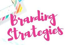Branding Strategy / This Pinterest Expert Board is all about Branding Strategies and how can you improve your personal and business branding.