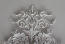 New Regency Project / Pfeiffer Design is really excited to start a new regency project. Here are some sneak preview of the beautifully ornate architectural features.   #interiordesign #sussex
