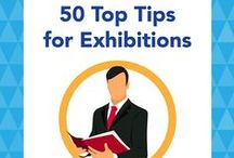Exhibition Stands Success Top Tips / Top Tips and ideas for business success and getting the most from your Exhibition Stand.
