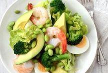 Alimentazione Fitness & Bodybuilding / Esmpi di piatti adatti ad atleti e bodybuilder. Piatti ad alto contenuto proteico e carboidrati complessi con alto valore nutrizionale,