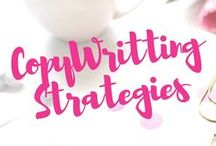 Copywriting Strategies / Copywriting Strategy Pinterest Board, where you can pick up few great strategy on copywriting and successful ad copy.