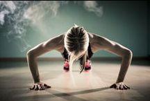 Fitness / Carol Magalhães dá dicas de exercícios, treinos e atividades físicas.