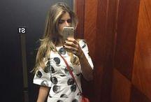 Looks / Carol Magalhães e seus looks fitness e fashion inspiradores.