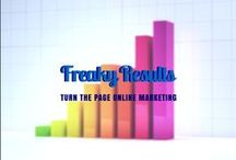 Freaky Results / by Turn The Page Online Marketing