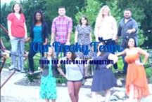 Our Freaky Team / Learn more about the Page Turners, experts in #onlinemarketing. / by Turn The Page Online Marketing