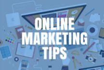 Online Marketing Tips / by Turn The Page Online Marketing