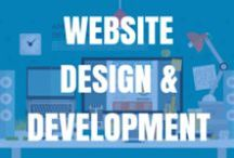 Web Design / Resources on best practices in website design and development. / by Turn The Page Online Marketing