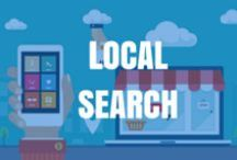 Local Search / Resources on improving your business' local search presence. / by Turn The Page Online Marketing
