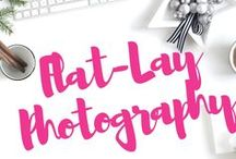 Flat Lay Photography DIY / Flat Lay Photography Ideas is a Pinterest Board with many inspirational ideas along with tutorial DIY's on how you too can make your very own #FlatLay photo for your social media marketing.