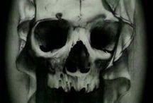 tete de mort / crane