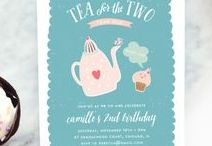 Tea for Two Birthday Party