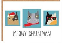 Holiday Cards / Lovely cards for your winter mailing needs.