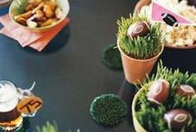 Super Bowl Party Snacks & Recipes / All the recipes and snacks you need for a perfect Super Bowl Party. / by Real Simple