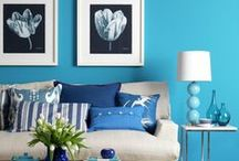 Decorating Ideas for the Home / Colorful home decor ideas