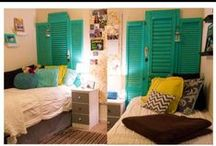 Revel in Residence Halls / This a great board for ideas on how to decorate and make the most out of your room in the residence halls! MC has 4 residence halls for men and 4 for women.  / by Mississippi College