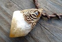 DIY Jewelry / Jewelry ideas, tutorials, and beads to purchase.  / by Laura
