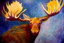 Painting Inspiration / Paintings in which I adore the subject matter or composition. / by Laura