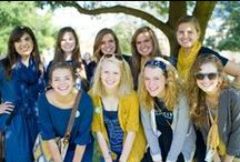 Blue and Gold / Classic MC / by Mississippi College