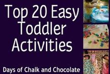 Kid Crafts / Tons of ideas for crafts for toddlers, kids and parents.