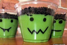 Halloween / Spooky treats, DIY crafts and lots of cool Halloween ideas!