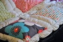 Sewing - Blankets and Quilts / by Jeanne Wendland