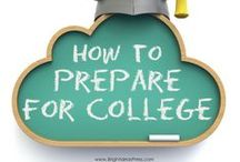 College Tips / This board is a collection of helpful college survival tips for both high school students and college students. There's always something new to learn! #college #collegetips #tips #collegesurvival