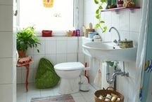 Beautiful Bathroom Inspiration / by Kaitlin Marie