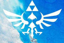The Legend of Zelda / by Marco Mocca