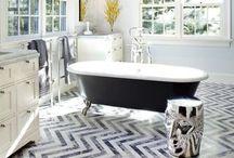 Floors / by Ingrid Porter Interiors