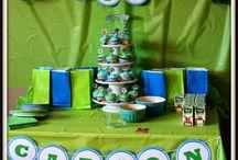 Carson's 5th Birthday Party